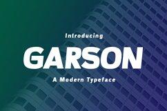 Garson Product Image 1