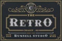 Retro Chalet .02 Product Image 1
