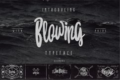 Blowing Typeface Product Image 6