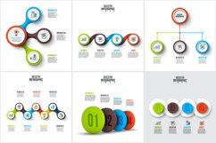 Abstract infographic templates Product Image 5