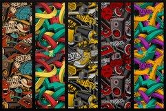 Graffiti Seamless Patterns Product Image 2