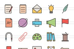 150 Science Filled Line Icons Product Image 2