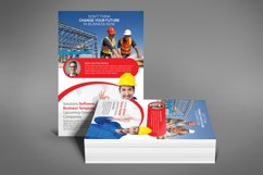 Construction Flyer Templates Product Image 4