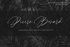 Pardone   Luxury Signature Font Product Image 2