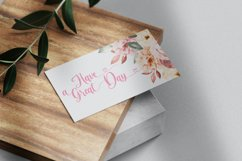 Virgi Ella - Lovely Calligraphy Font Product Image 5