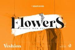 AL Veshion   Floral Spring Font Product Image 3