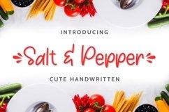Salt & Pepper Product Image 1