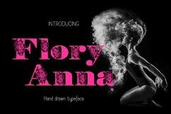 FloryAnna Font Product Image 3