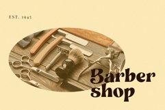 Hangier - Vintage Bold Serif Product Image 3