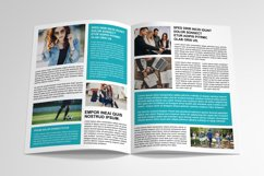 Newsletter template Product Image 4