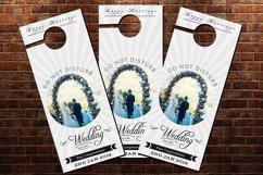 Wedding Door Hangers Product Image 2