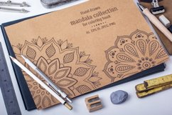 Mandala collection for coloring book Product Image 1