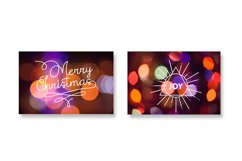 Christmas lights: lettering + more! Product Image 6