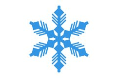 Snowflake icon Product Image 1