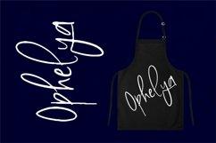 Web Font Nillie Margot - Stylish Handwritten Product Image 3