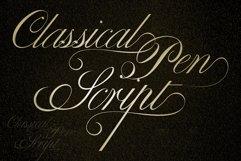 Classical Pen Script Product Image 1