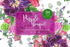 Watercolor Floral Bundle Product Image 3