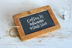 Coffee lettering set Product Image 6