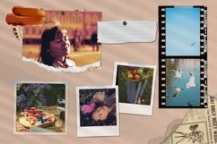 Mood Board Mock up for Procreate Product Image 5