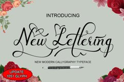 New lettering update Product Image 1