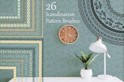 Scandinavian Pattern Brushes Product Image 1