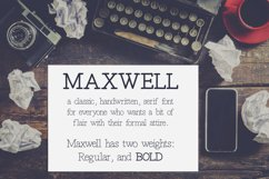 Maxwell Product Image 1