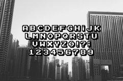 Pixel font / 8-bit fonts / vintage font. Product Image 3