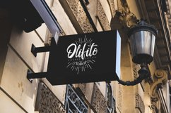 Outline Bold Script - Bro Rintto Font Product Image 6