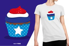 4th of July T-Shirt Design | 4th of July Sublimation Shirt Product Image 5