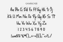 Capslock Handwritten Font Product Image 2