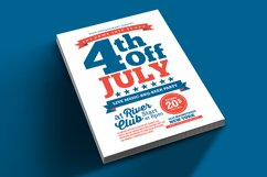 4th Of July Flyer Product Image 3