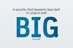 PC Navita Friendly Geometric Font Product Image 3