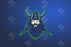 Viking E-Sport Logo Product Image 1