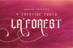 La Forest Typeface Product Image 1