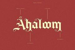 Rozex - Bold Decorative Gothic Font Product Image 2