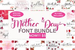 Mother Day font Bundle Product Image 1