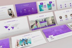 Travel Agency Keynote Template Product Image 3