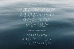Giesolice Minimalis Script Font Product Image 7
