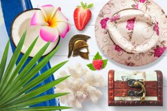 Isolated Summer Items Product Image 5
