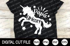 Unicorn Mama, Mother's Day Gift Shirt, Unicorn Svg Bundle Product Image 3