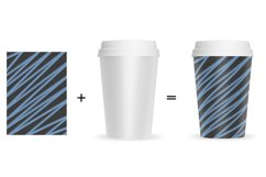 Paper Coffee Cup Mockup V1 Product Image 2