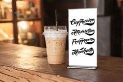 Coffee time Set. Coffee menu design Product Image 6