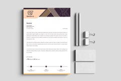 Letterhead Pad Template Word Apple Pages Product Image 5