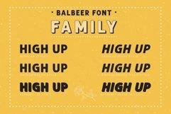 BALBEER FONT FAMILY BONUS Product Image 6