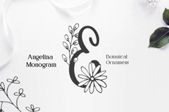 Angelina Monogram Product Image 1