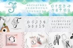Monogram Font Bundle Product Image 4