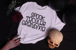 Be Scary - A Hand-Lettered Halloween Font Product Image 3
