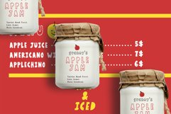 Honey Apple Product Image 2
