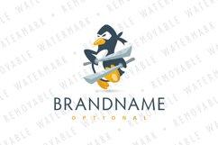 Ninja Penguin Logo Product Image 1
