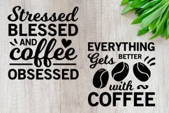 Coffee svg Bundle, but first coffee svg, mom life svg bundle Product Image 4